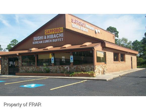 6228 Yadkin Rd, Fayetteville, NC 28303 (MLS #508160) :: Weichert Realtors, On-Site Associates