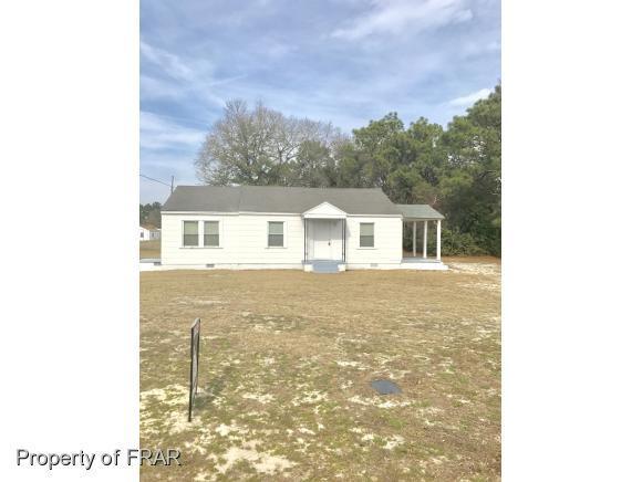 3378 Cumberland Rd, Fayetteville, NC 28306 (MLS #514443) :: Weichert Realtors, On-Site Associates