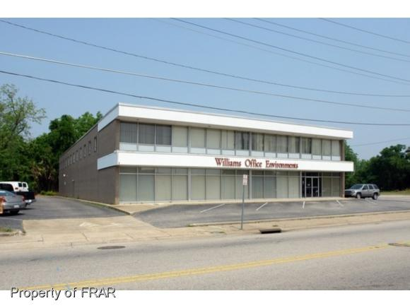 407 Ray Ave, Fayetteville, NC 28301 (MLS #517057) :: Weichert Realtors, On-Site Associates