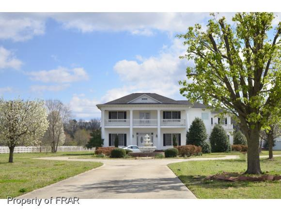 1860 Armory Road, Parkton, NC 28371 (MLS #518537) :: Weichert Realtors, On-Site Associates