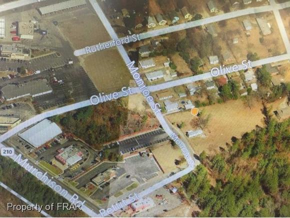 0 Monroe, Spring Lake, NC 28390 (MLS #525075) :: Weichert Realtors, On-Site Associates