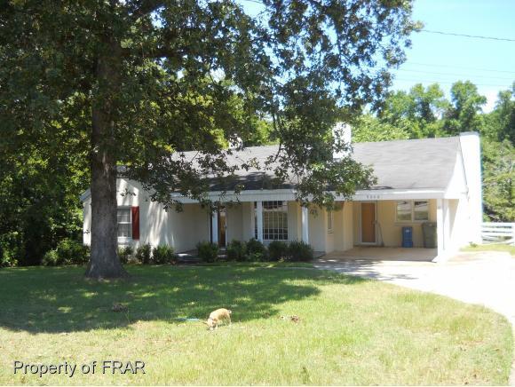 5306 Raeford Road, Fayetteville, NC 28304 (MLS #525340) :: Weichert Realtors, On-Site Associates