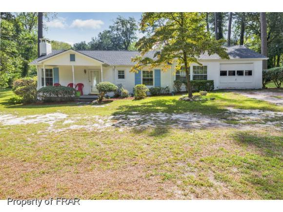 136 Old Raleigh Rd, Cameron, NC 28326 (MLS #528682) :: ERA Strother Real Estate