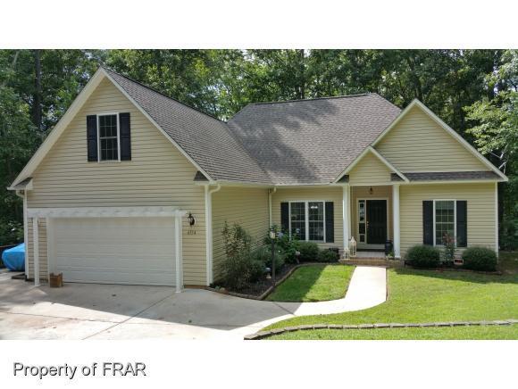 6114 Saint Andrews Drive, Sanford, NC 27332 (MLS #528726) :: ERA Strother Real Estate