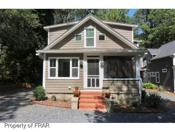 630 May St, Southern Pines, NC 28387 (MLS #528842) :: ERA Strother Real Estate