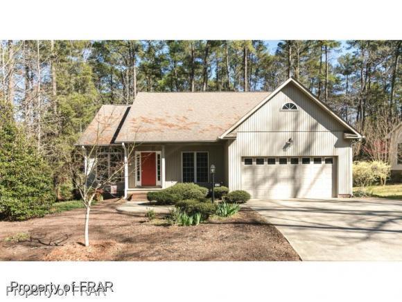 1426 Carolina Drive, Sanford, NC 27332 (MLS #528872) :: ERA Strother Real Estate