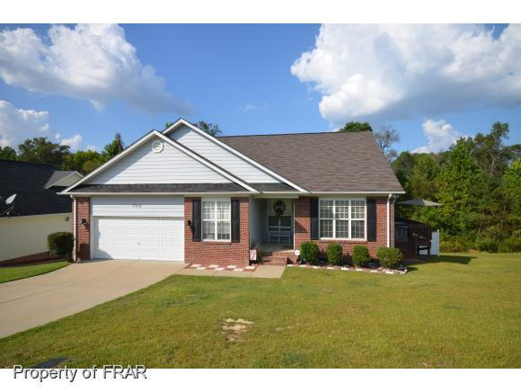 7712 Redwood Ave, Fayetteville, NC 28314 (MLS #528937) :: ERA Strother Real Estate
