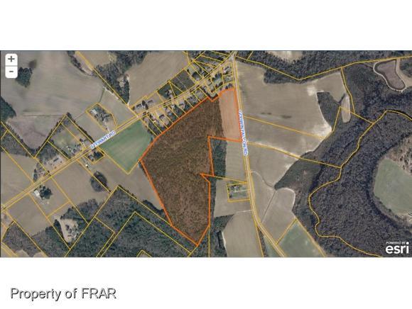 Godwin Falcon Road, Falcon, NC 28342 (MLS #528943) :: ERA Strother Real Estate