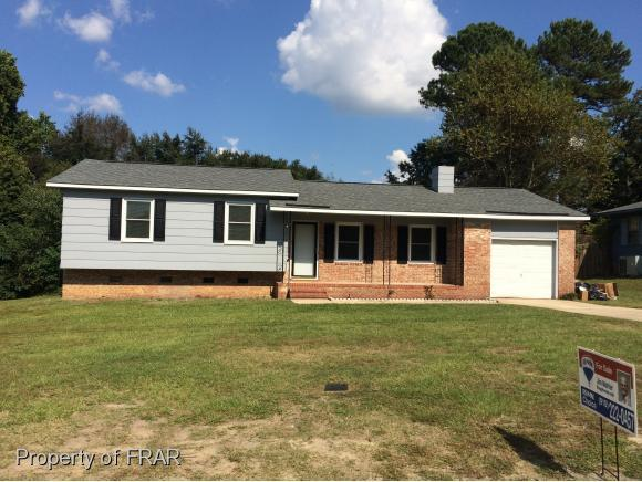 1801 Ashton Rd, Fayetteville, NC 28304 (MLS #528944) :: ERA Strother Real Estate