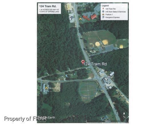 124 Tram Rd, Spring Lake, NC 28390 (MLS #529919) :: Weichert Realtors, On-Site Associates