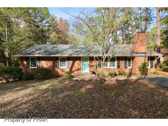670 N Saylor St, Southern Pines, NC 28387 (MLS #531986) :: ERA Strother Real Estate