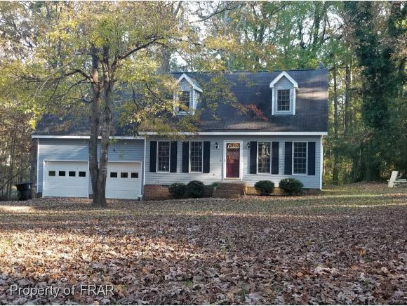1811 Phillips Dr, Sanford, NC 27330 (MLS #532005) :: ERA Strother Real Estate