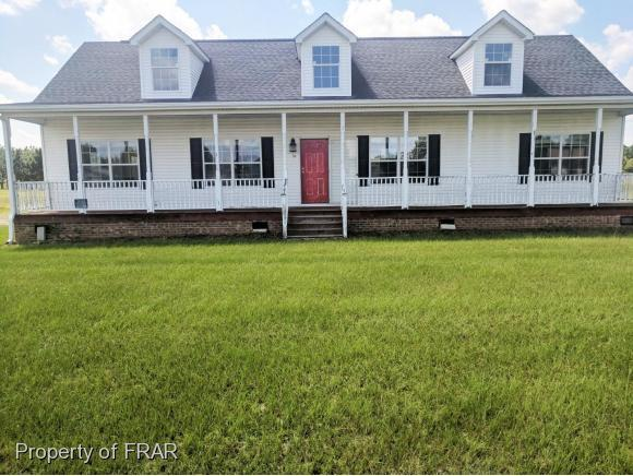 156 Wright Rd, Vass, NC 28394 (MLS #532048) :: ERA Strother Real Estate