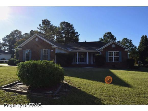110 Crimson Ct, Carthage, NC 28327 (MLS #532135) :: ERA Strother Real Estate