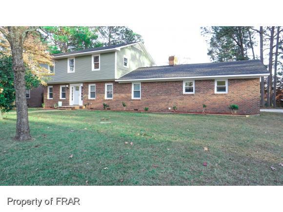 2411 Elmhurst Dr, Fayetteville, NC 28304 (MLS #532155) :: ERA Strother Real Estate