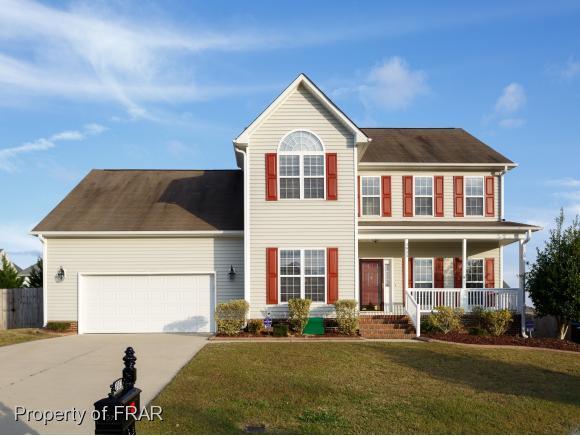 3933 Fox Meadow Ln, Hope Mills, NC 28348 (MLS #532159) :: ERA Strother Real Estate
