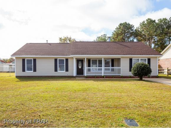 5005 Paulsun Drive, Fayetteville, NC 28304 (MLS #532170) :: ERA Strother Real Estate