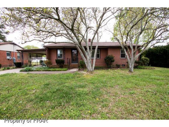 5123 Palmetto Ln, Fayetteville, NC 28304 (MLS #532174) :: ERA Strother Real Estate