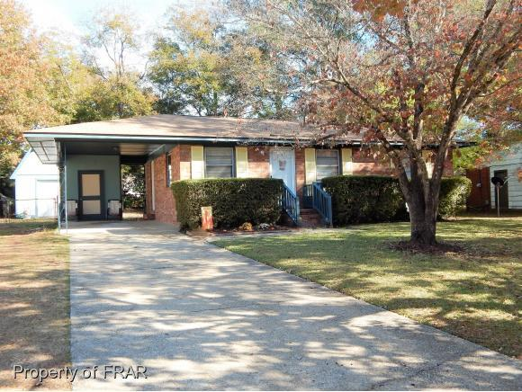 2605 Sedgefield Drive, Fayetteville, NC 28306 (MLS #532175) :: ERA Strother Real Estate