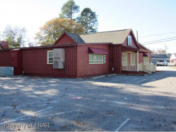2207 5TH ST, Lumberton, NC 28358 (MLS #532626) :: Weichert Realtors, On-Site Associates