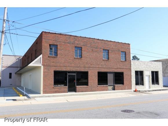 2116 Cedar St, Lumberton, NC 28358 (MLS #532853) :: Weichert Realtors, On-Site Associates