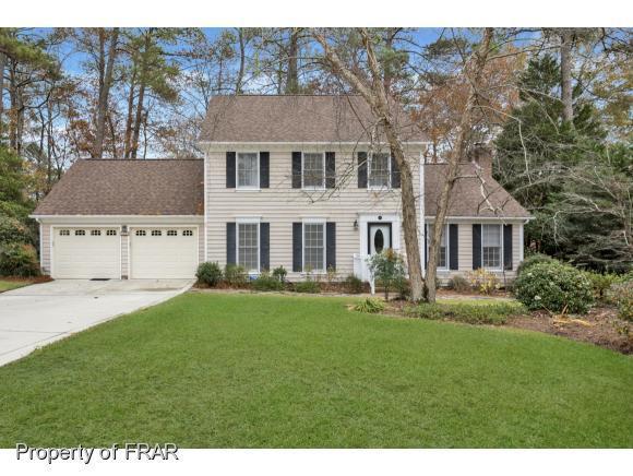 411 Murray Hill Rd, Fayetteville, NC 28303 (MLS #533088) :: Weichert Realtors, On-Site Associates
