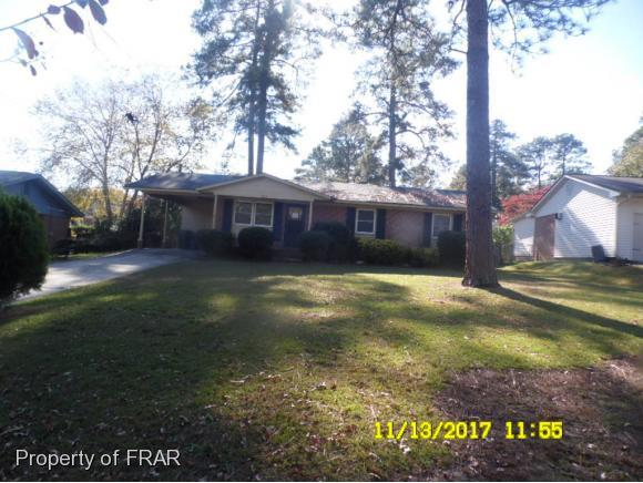 5313 Trampas Ct, Fayetteville, NC 28303 (#533256) :: Carrington Real Estate Services