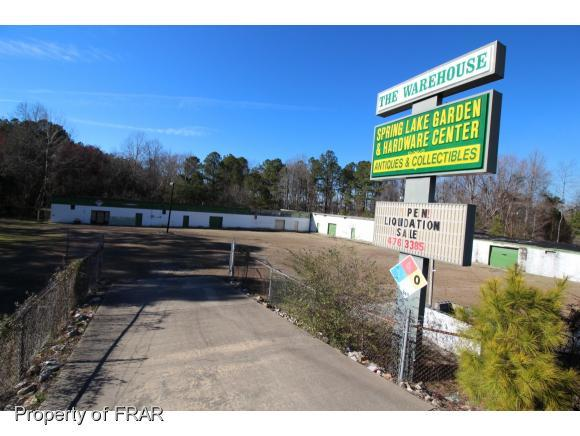 1411 Lillington Hwy, Spring Lake, NC 28390 (MLS #533375) :: Weichert Realtors, On-Site Associates