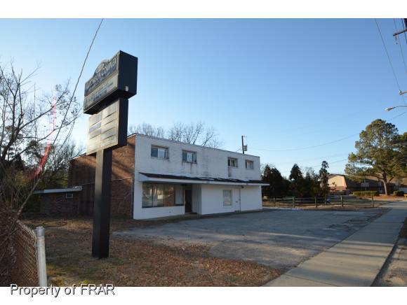 607 Murchison Rd, Fayetteville, NC 28301 (MLS #534365) :: Weichert Realtors, On-Site Associates