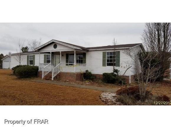 Vass, NC 28394 :: ERA Strother Real Estate