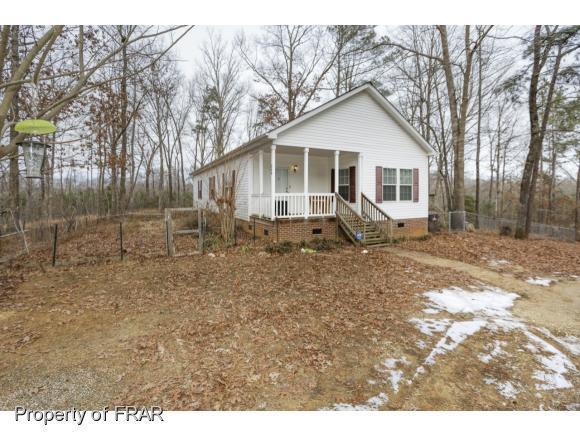 240 Deer Track Road, Lillington, NC 27546 (MLS #534795) :: ERA Strother Real Estate