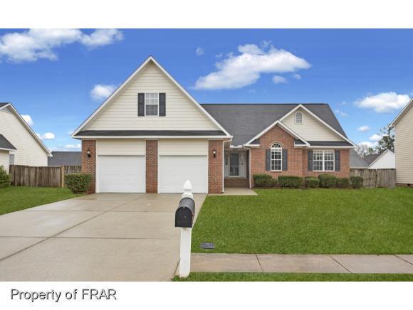 5217 Roy C Stallings Jr St, Hope Mills, NC 28348 (MLS #534884) :: ERA Strother Real Estate