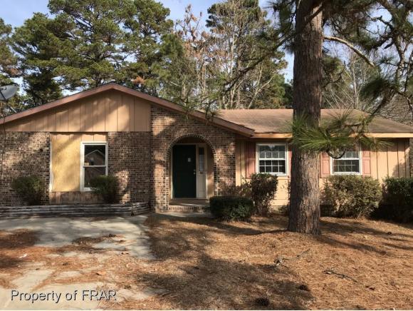 540 Nottingham Dr, Fayetteville, NC 28311 (MLS #534889) :: ERA Strother Real Estate