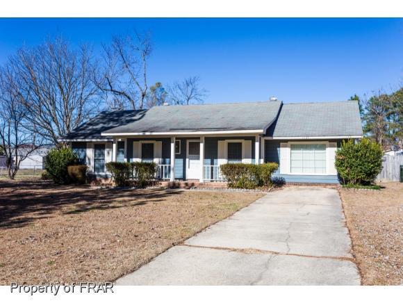 6420 Rannock Drive, Fayetteville, NC 28304 (MLS #534894) :: ERA Strother Real Estate