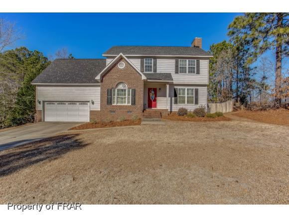 6408 Burnside Place, Fayetteville, NC 28311 (MLS #534903) :: ERA Strother Real Estate