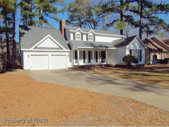 5724 Danville Drive, Fayetteville, NC 28311 (MLS #535318) :: Weichert Realtors, On-Site Associates