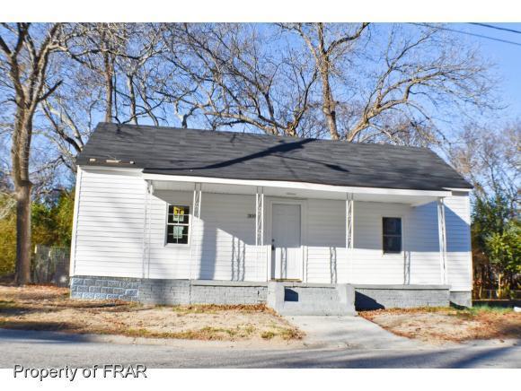 308 Barrett St, Fayetteville, NC 28306 (MLS #535558) :: Weichert Realtors, On-Site Associates