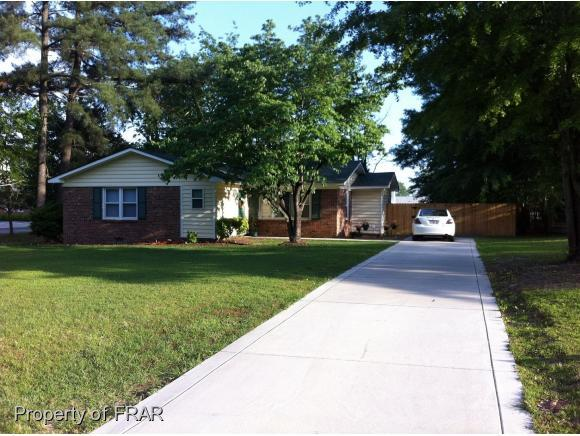 7511 Telfair Drive, Fayetteville, NC 28303 (MLS #536333) :: Weichert Realtors, On-Site Associates