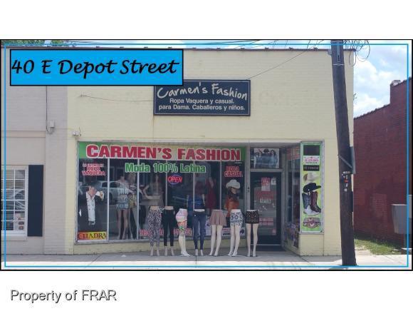 40 E Depot Street, Angier, NC 27501 (MLS #536810) :: Weichert Realtors, On-Site Associates