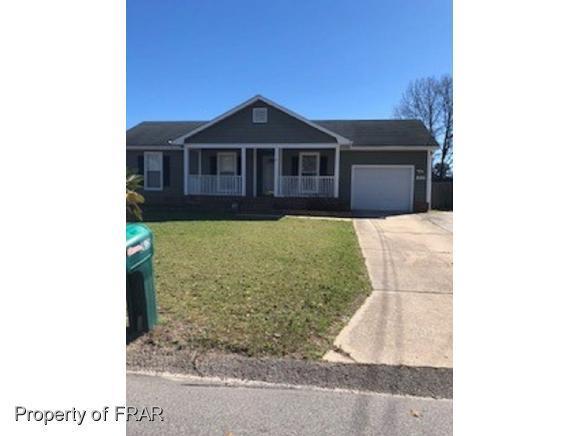2605 Quail Forest Dr, Fayetteville, NC 28304 (MLS #537281) :: Weichert Realtors, On-Site Associates