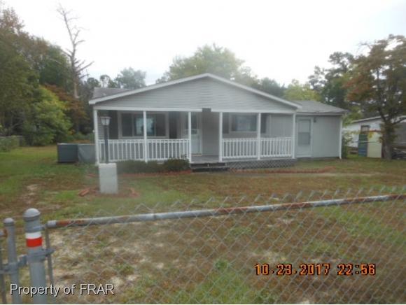 2611 Horner Dr, Fayetteville, NC 28306 (MLS #537289) :: Weichert Realtors, On-Site Associates