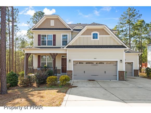 944 Whispering Pines Dr, Spring Lake, NC 28390 (MLS #538430) :: Weichert Realtors, On-Site Associates