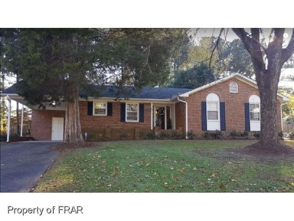 203 Chariot Dr, Sanford, NC 27330 (MLS #538443) :: ERA Strother Real Estate