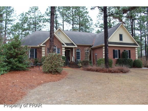 35 Mcnish Rd, Southern Pines, NC 28387 (MLS #538459) :: Weichert Realtors, On-Site Associates