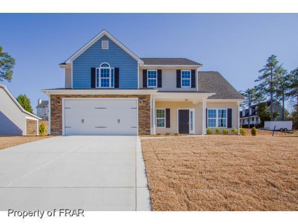 3255 Nottinghill Rd., Fayetteville, NC 28311 (MLS #538482) :: Weichert Realtors, On-Site Associates