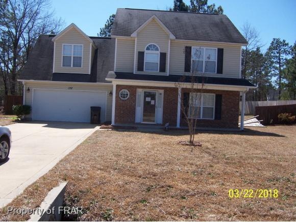 132 Holly Oak Circle, Bunnlevel, NC 28323 (MLS #538488) :: Weichert Realtors, On-Site Associates