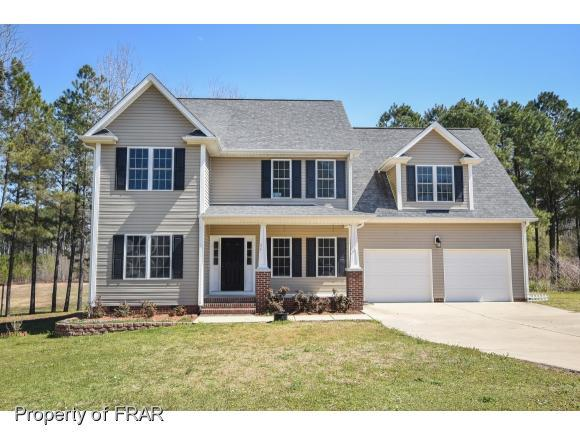 86 Mossburg Court, Bunnlevel, NC 28323 (MLS #538494) :: Weichert Realtors, On-Site Associates