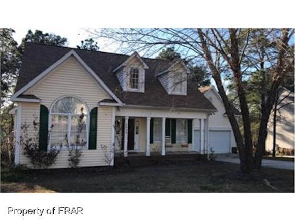 2834 Carolina Way, Sanford, NC 27332 (MLS #538501) :: Weichert Realtors, On-Site Associates