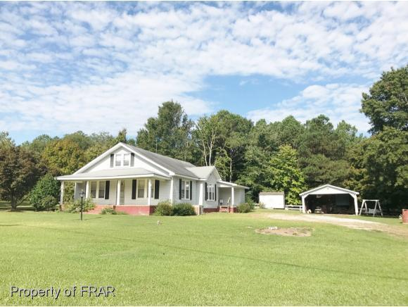 4841 Nc 210 N, Angier, NC 27501 (MLS #538516) :: Weichert Realtors, On-Site Associates