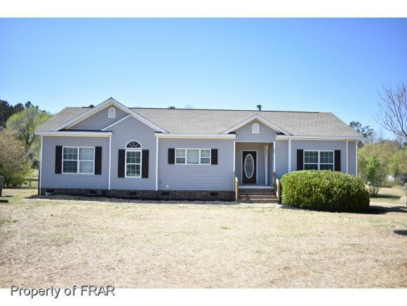 563 Quail Rd, Lillington, NC 27546 (MLS #538526) :: Weichert Realtors, On-Site Associates